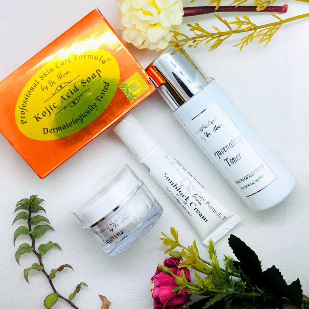 What is Skin Rejuvenating Set