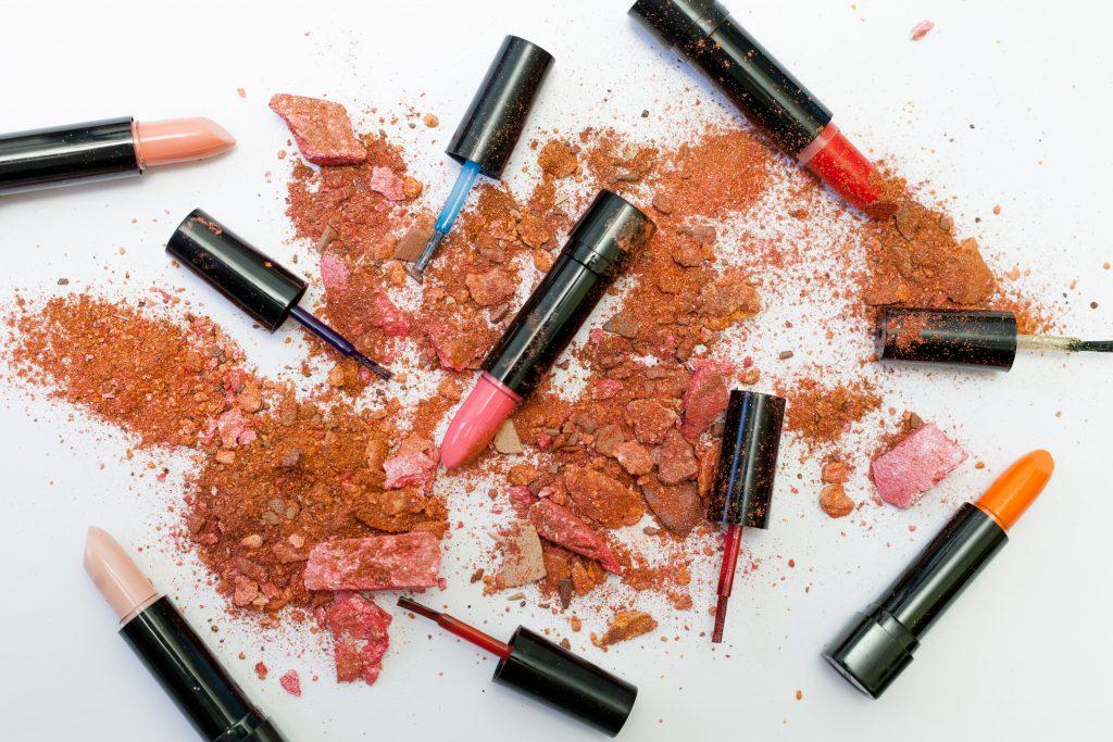 Don't Hide Behind Make-up