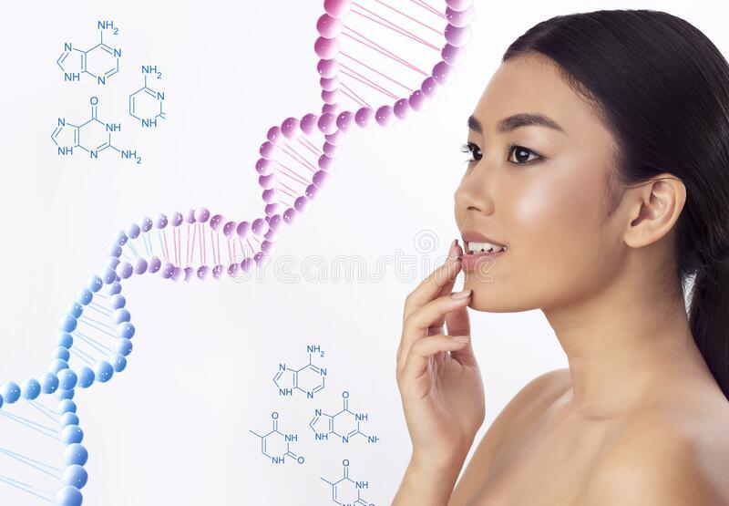 Genetics Definitely Impact Skin