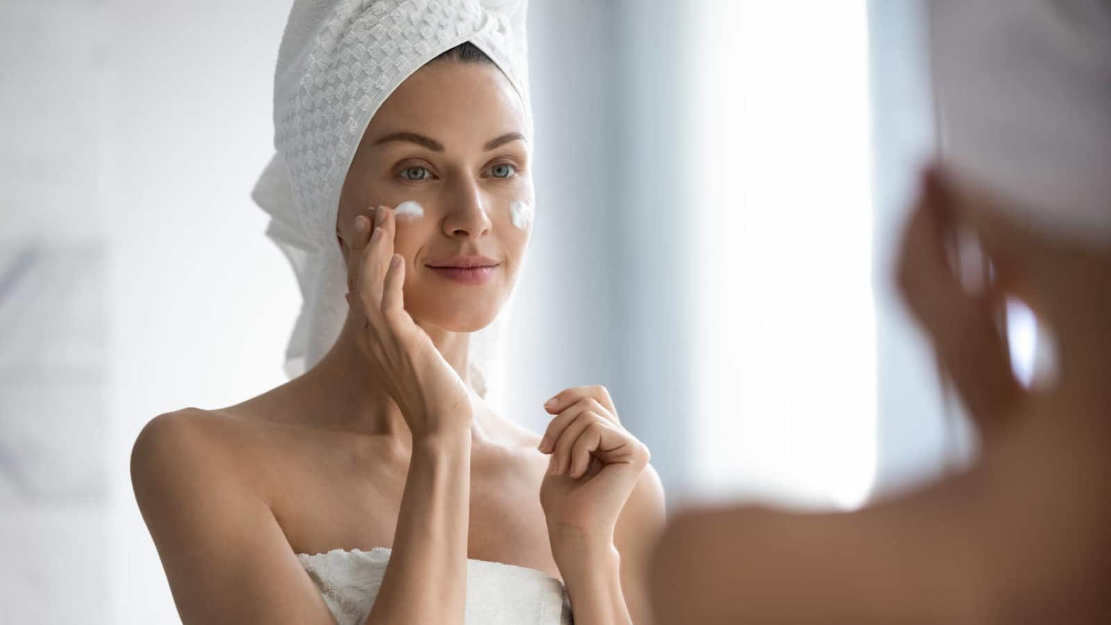 Moisturizer WHILE Using Rejuvenating Set