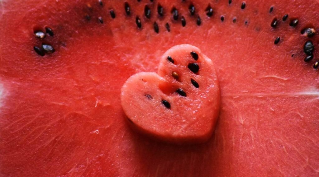 what does watermelon do sexually