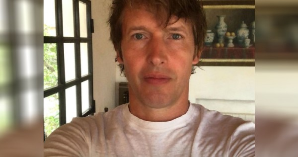 James Blunt describes coronavirus pandemic as 'blessing in disguise' for music career