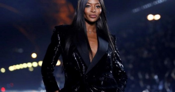 Naomi Campbell reportedly raising newborn daughter as a single mother