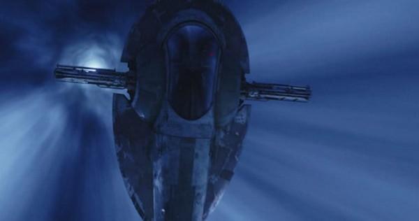 Boba Fett's ship renamed to Firespray in Star Wars comic